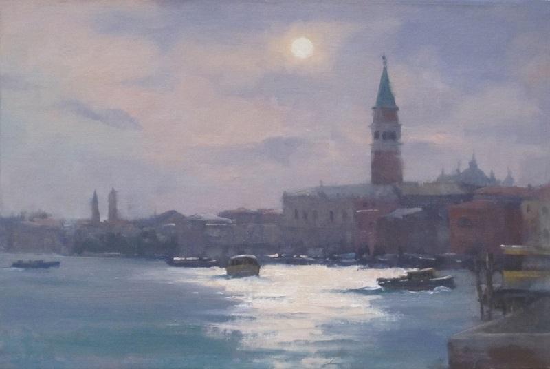 Venice Sparkle (45x30cm)