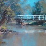 Boyd Creek (45x30cm)