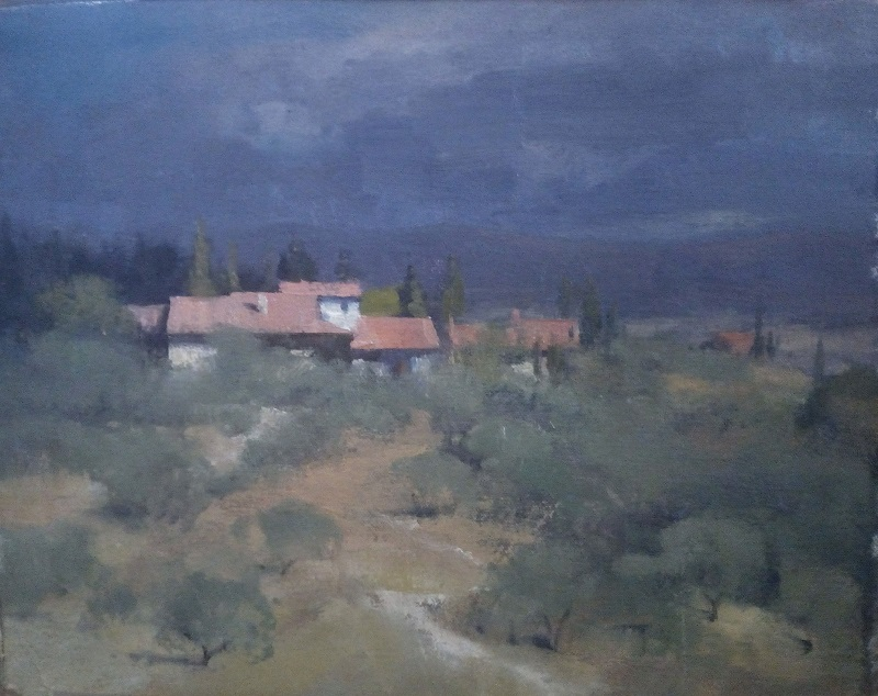 Tuscan Light (30x20cm)