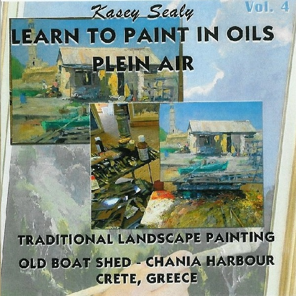 Learn to Paint in Oils - Volume 4