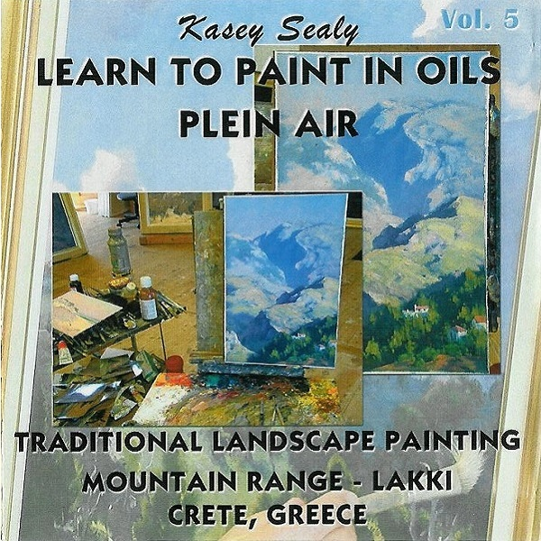 Learn to Paint in Oils - Volume 5